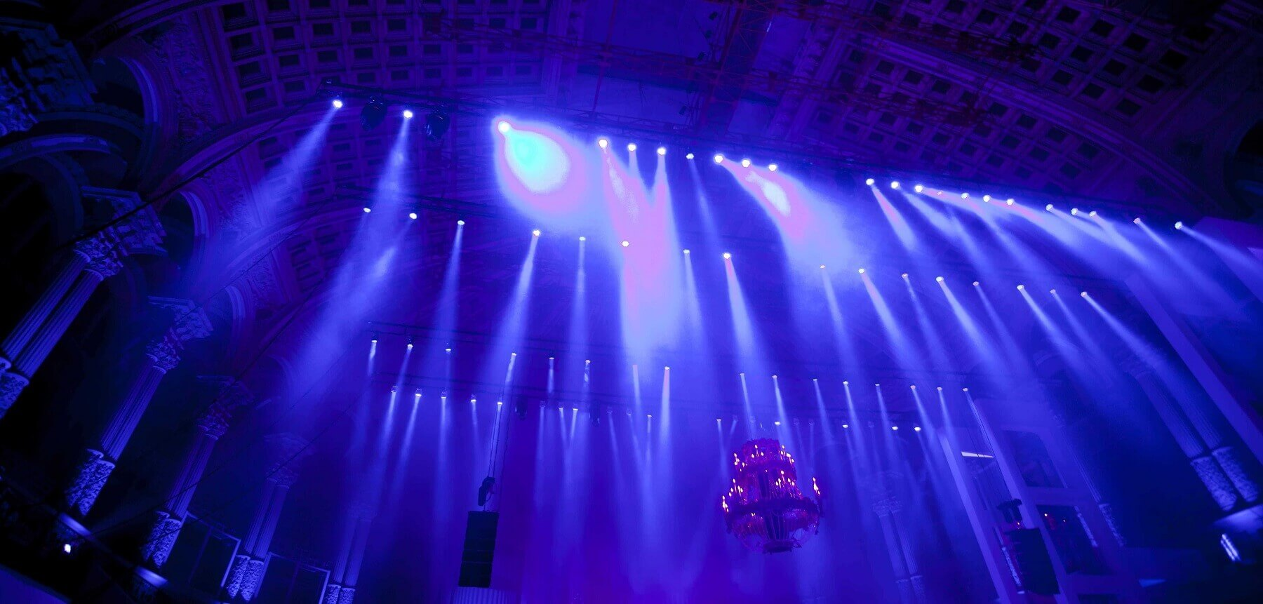 Audiovisual services for events Barcelona