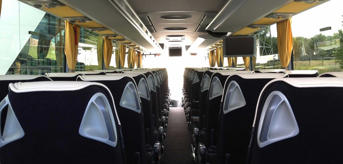 Hire of coaches and minibuses in Barcelona