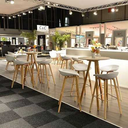 Furniture rental for events Barcelona