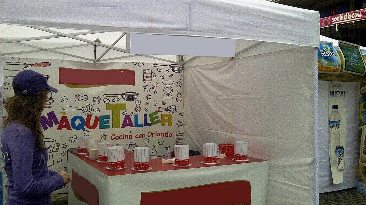 Alquiler carpas eventos barcelona - Carpas plegables economicas ...