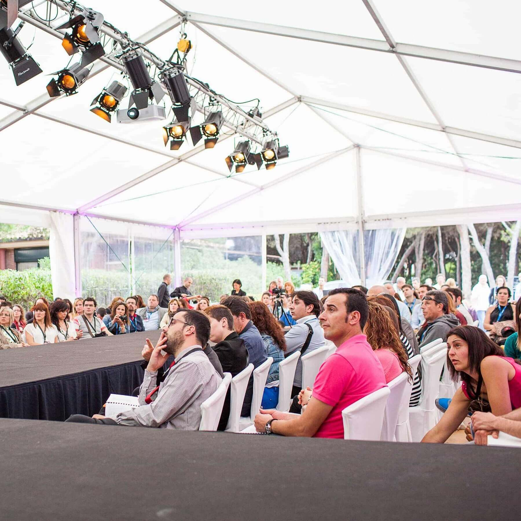 Tent Rental Events Barcelona