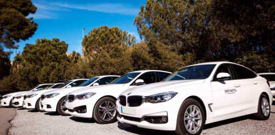 Vehicle Rental for Events Barcelona